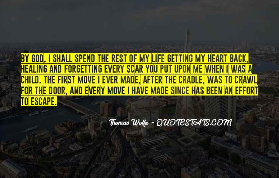 Thomas Wolfe Quotes #987157