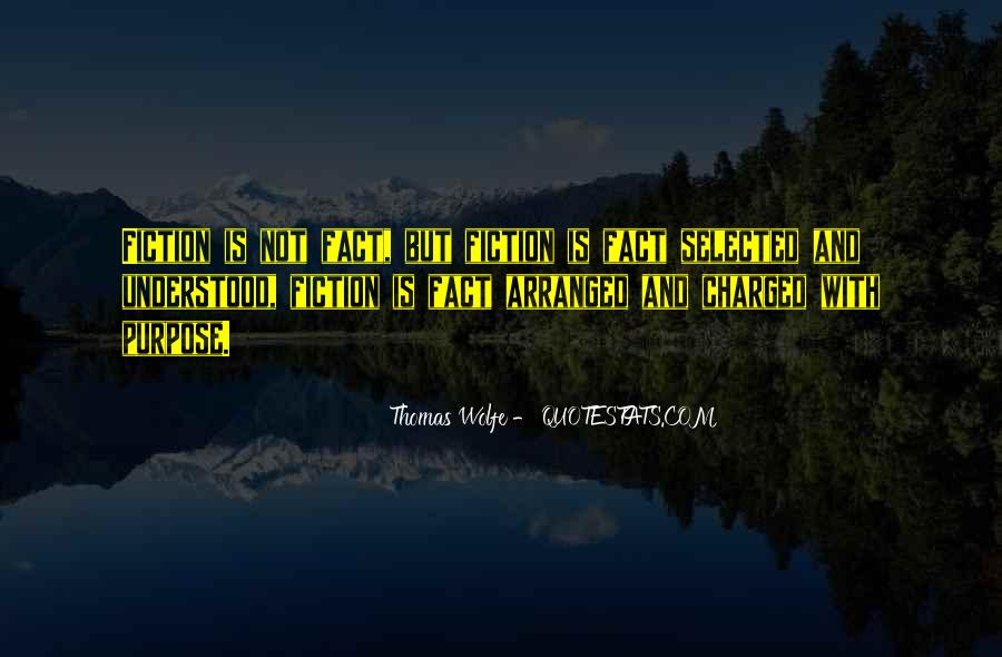 Thomas Wolfe Quotes #998141