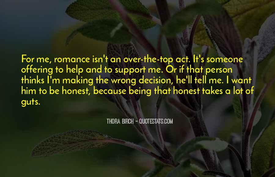 Thora Birch Quotes #1253751