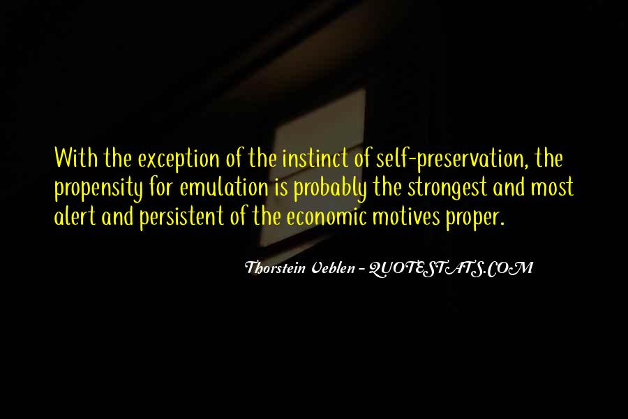 Thorstein Veblen Quotes #1041983