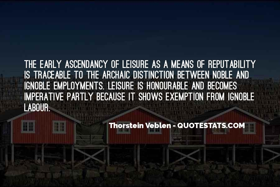 Thorstein Veblen Quotes #1152176