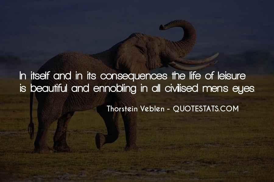 Thorstein Veblen Quotes #1220262