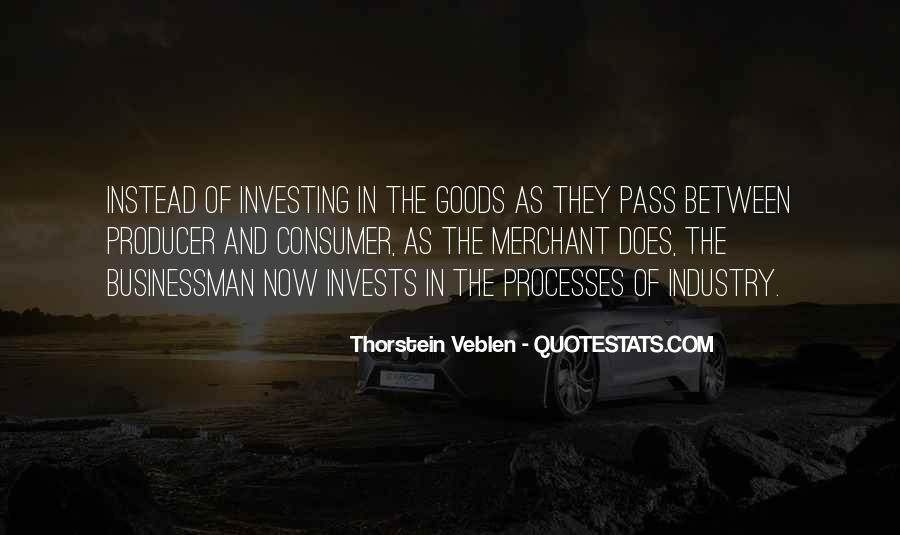 Thorstein Veblen Quotes #1498948