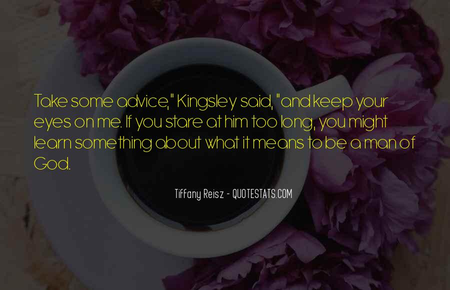 Tiffany Reisz Quotes #116178