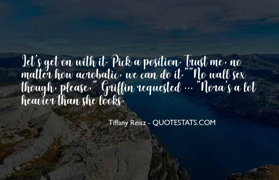 Tiffany Reisz Quotes #121291