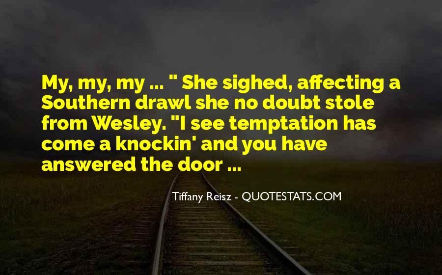 Tiffany Reisz Quotes #139402