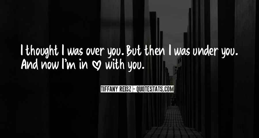 Tiffany Reisz Quotes #356861