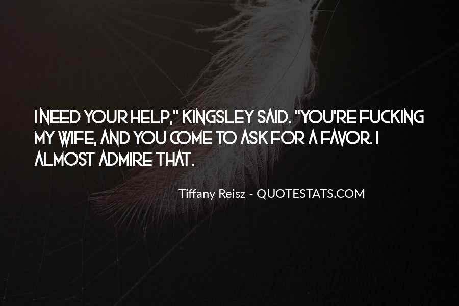 Tiffany Reisz Quotes #383161