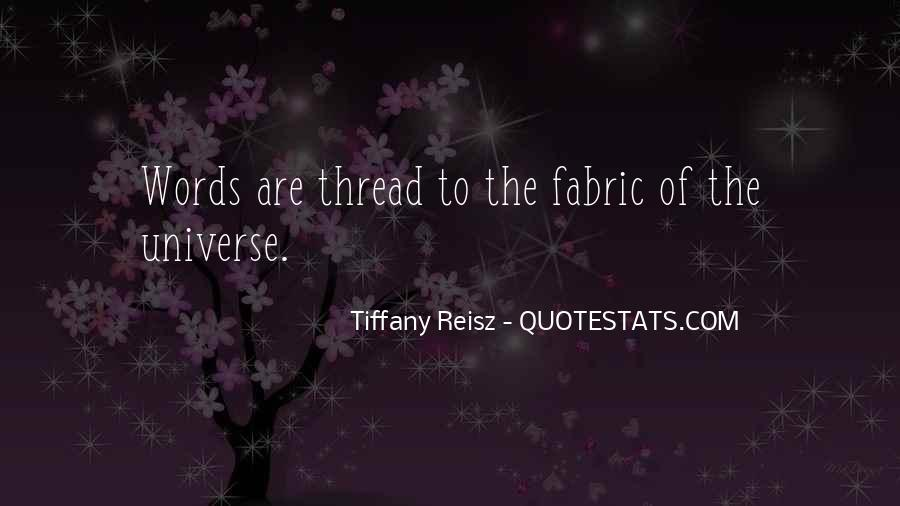 Tiffany Reisz Quotes #389233