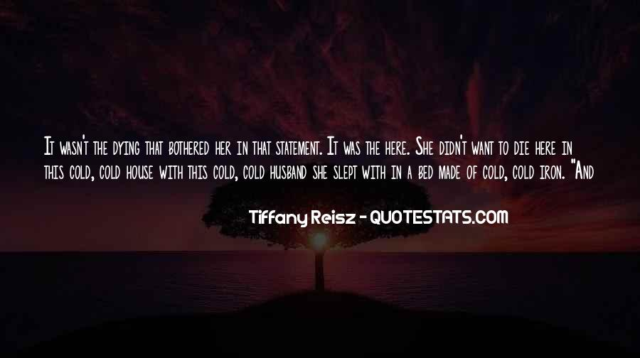 Tiffany Reisz Quotes #410949