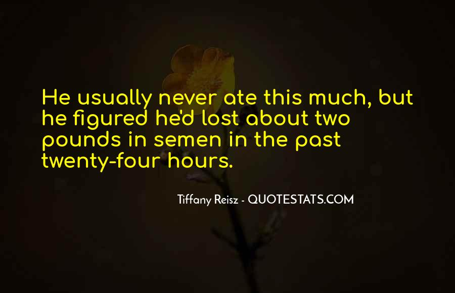 Tiffany Reisz Quotes #418276