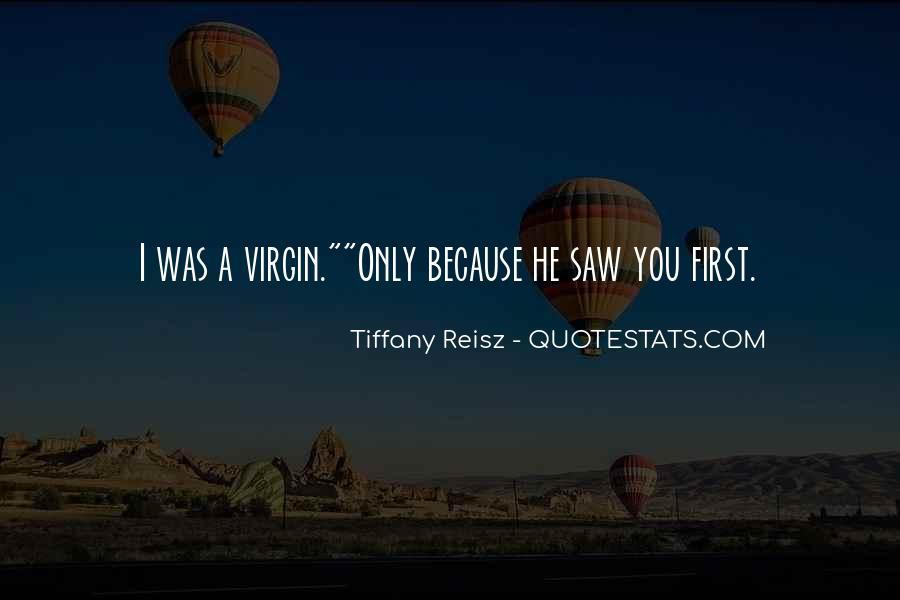 Tiffany Reisz Quotes #444235