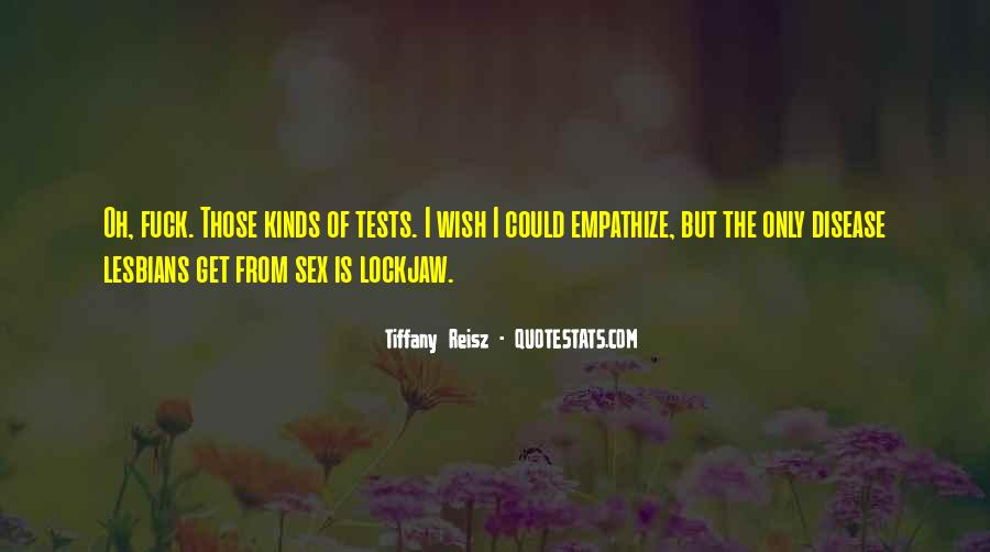 Tiffany Reisz Quotes #64634