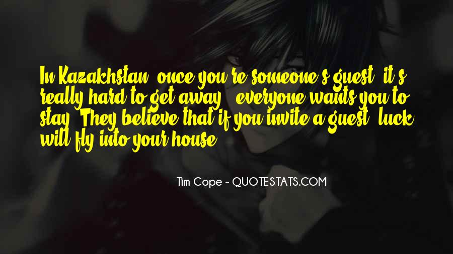 Tim Cope Quotes #1037631