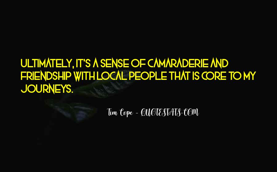 Tim Cope Quotes #124797