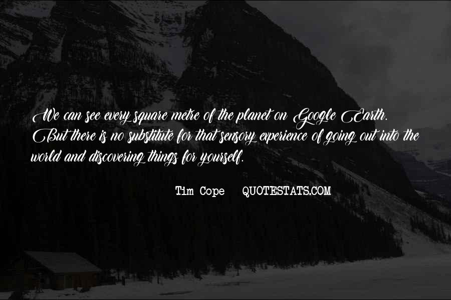 Tim Cope Quotes #1780240