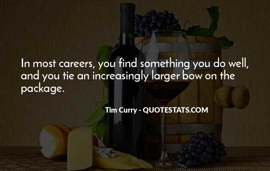 Tim Curry Quotes #1285953