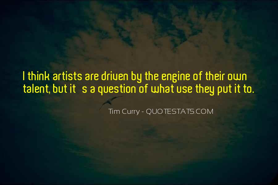 Tim Curry Quotes #1300892