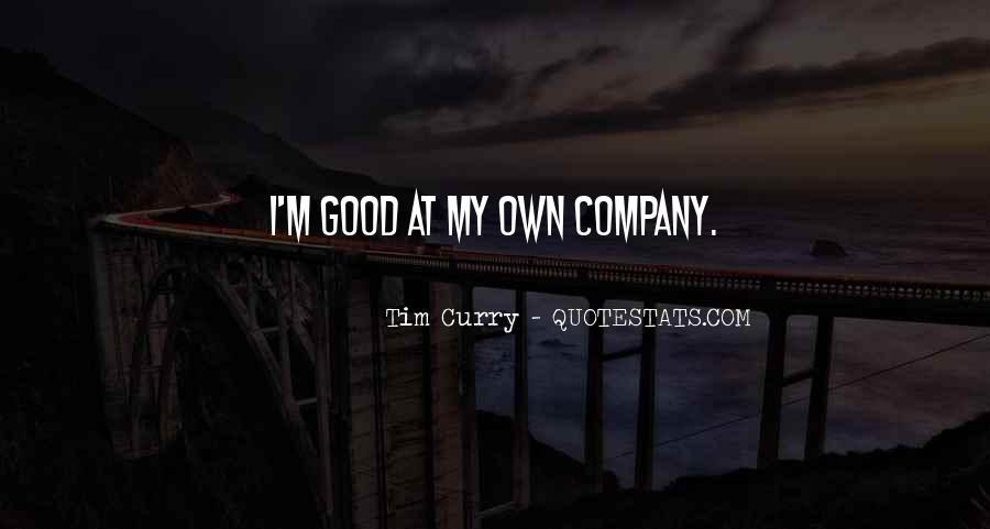 Tim Curry Quotes #1461199
