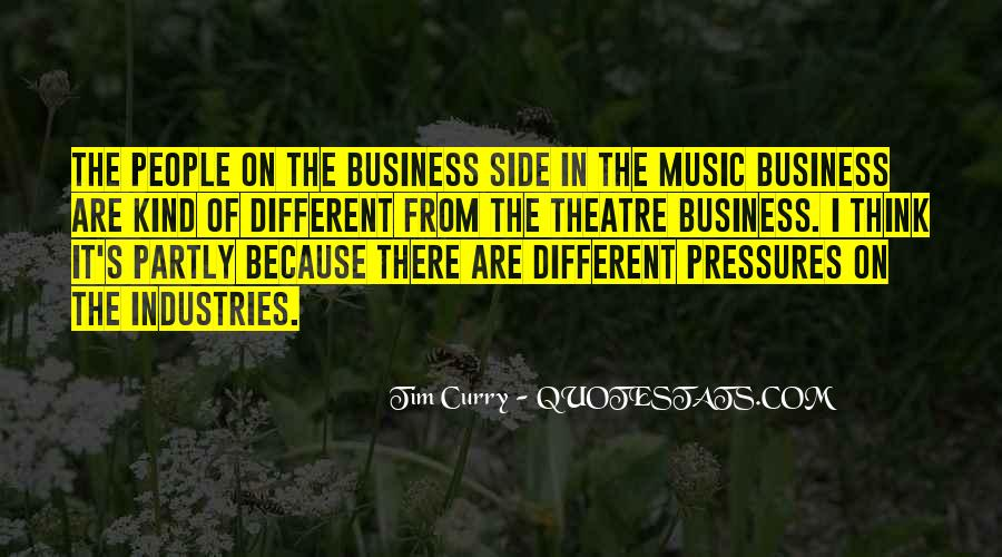 Tim Curry Quotes #520084