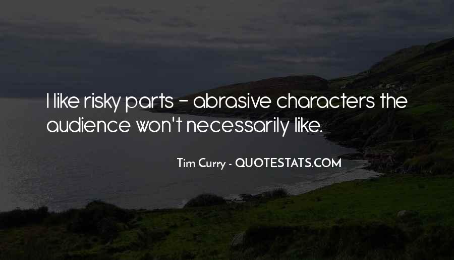 Tim Curry Quotes #767031
