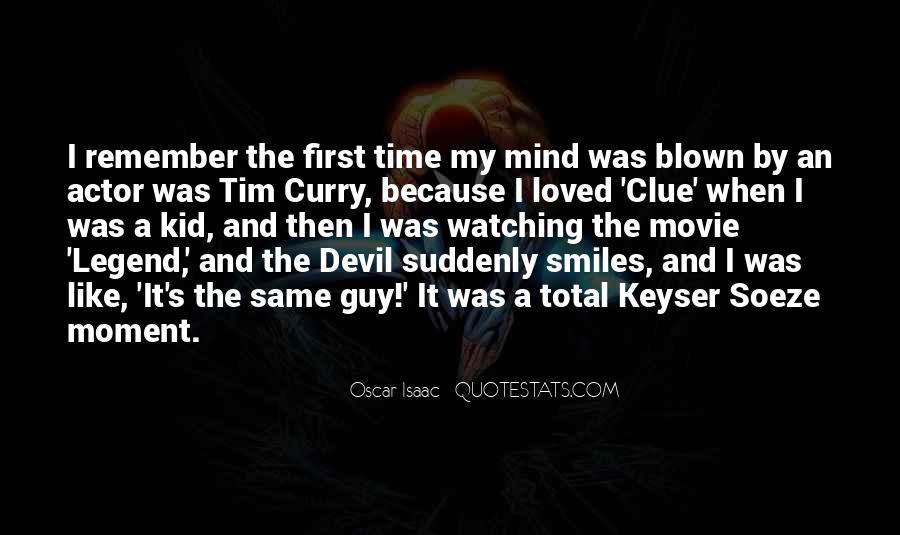Tim Curry Quotes #908561