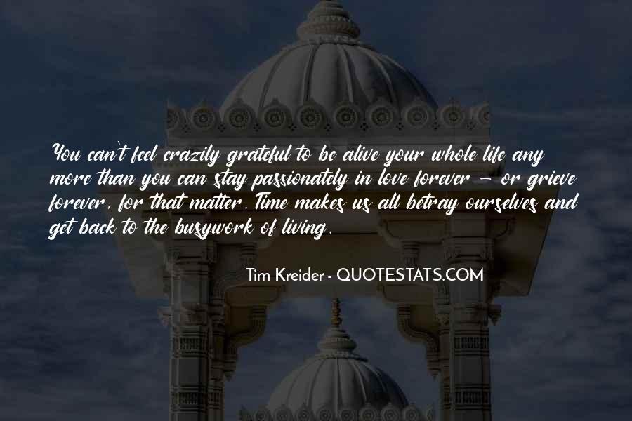 Tim Kreider Quotes #1266558