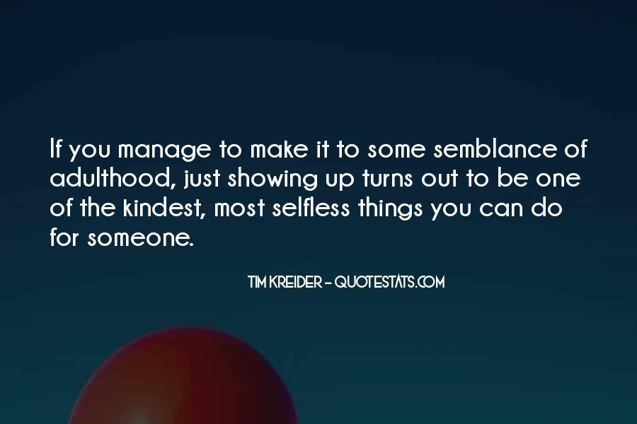 Tim Kreider Quotes #1424516