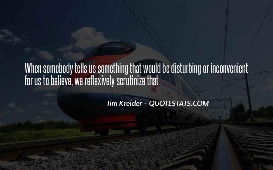 Tim Kreider Quotes #1549358