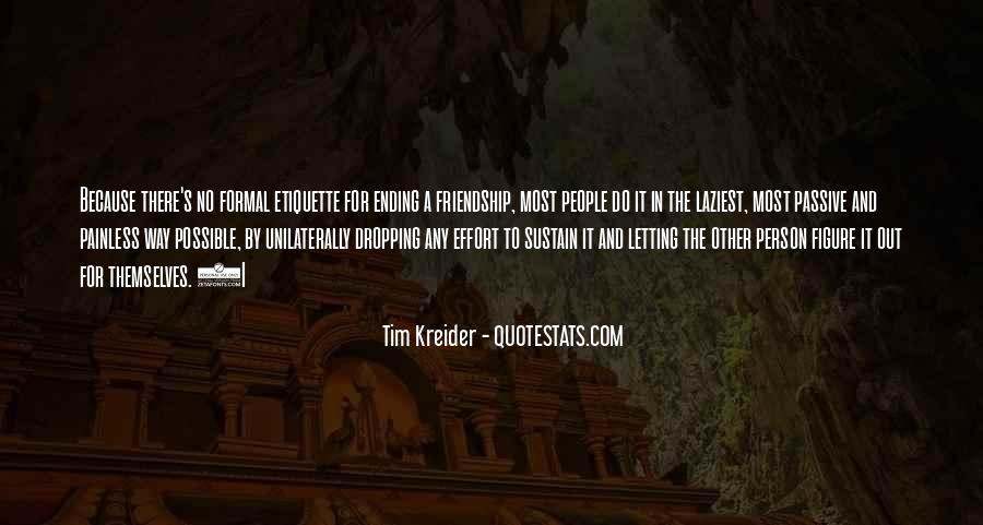Tim Kreider Quotes #1549904
