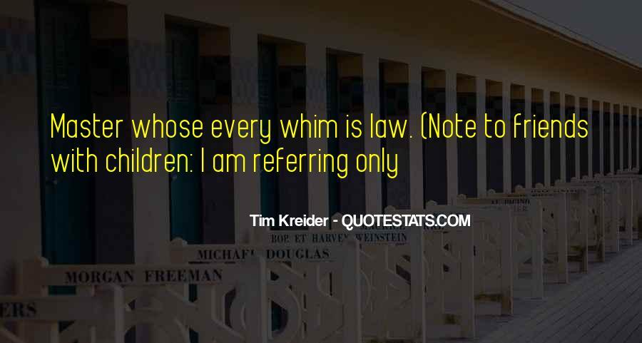 Tim Kreider Quotes #1646649