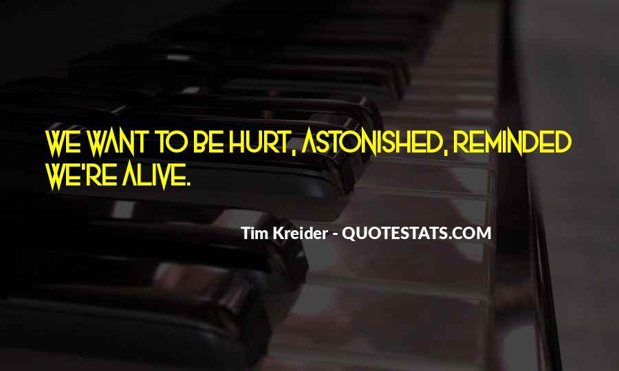Tim Kreider Quotes #1667305