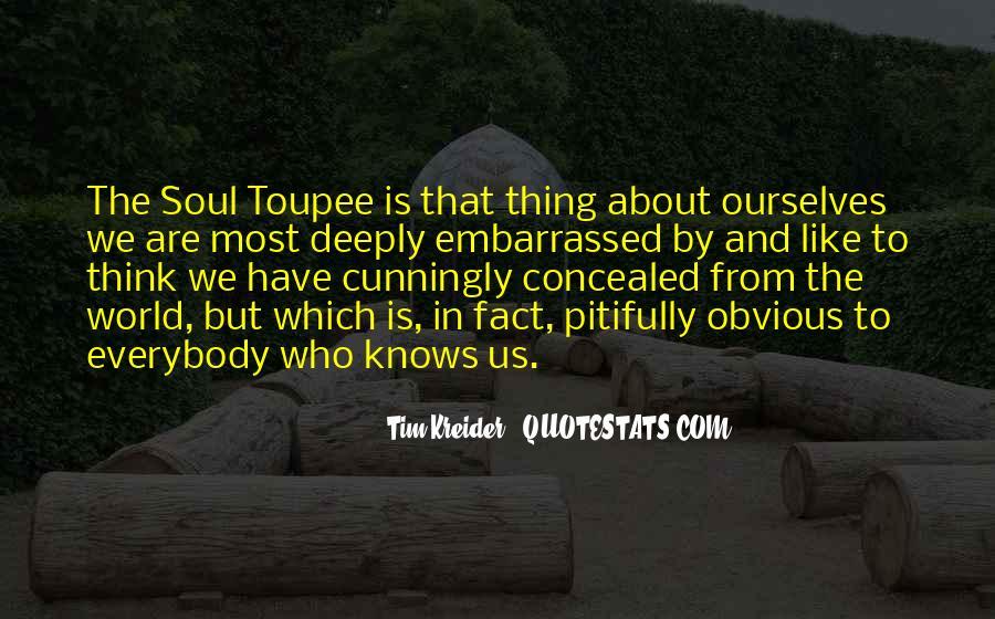 Tim Kreider Quotes #1714123