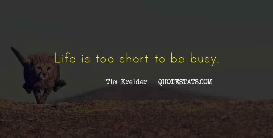 Tim Kreider Quotes #1859589