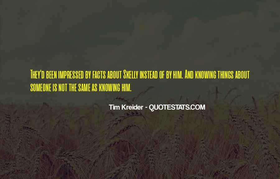 Tim Kreider Quotes #207591