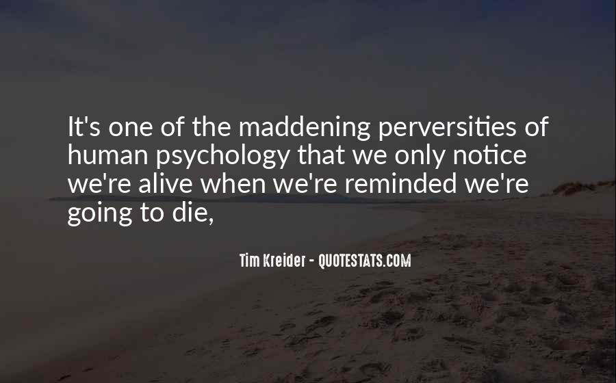 Tim Kreider Quotes #315422