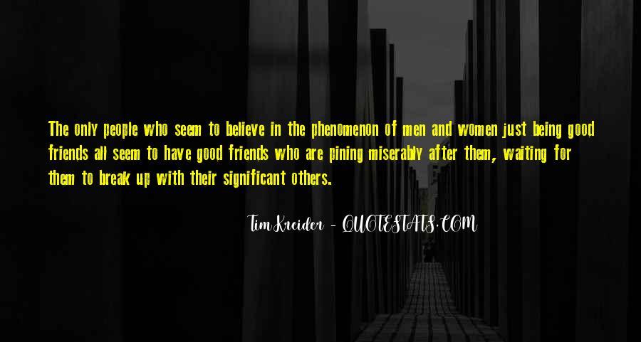 Tim Kreider Quotes #437375