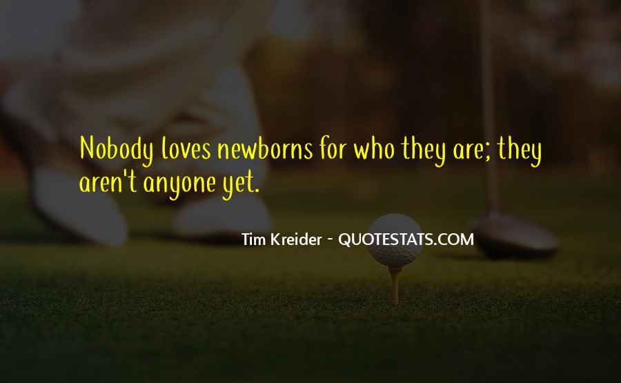Tim Kreider Quotes #648489