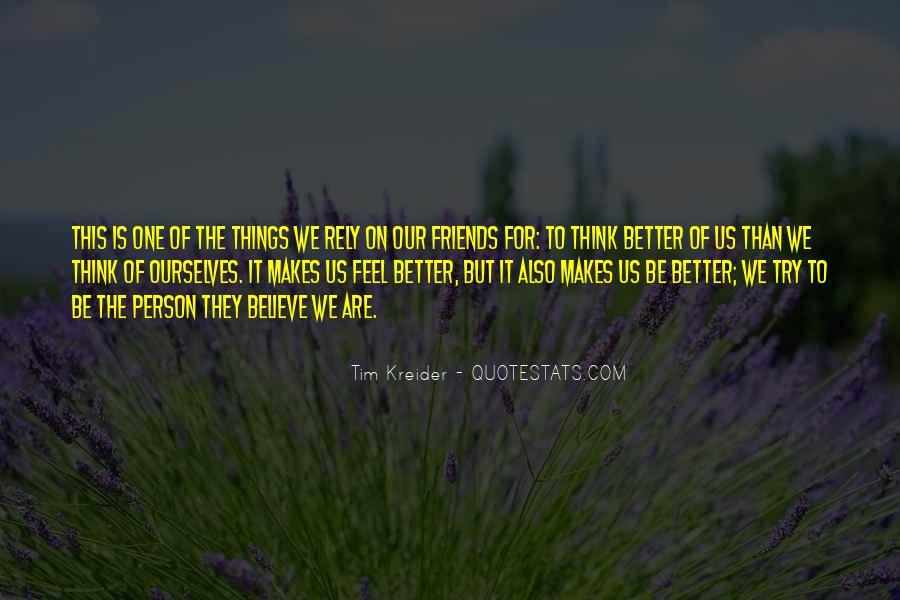 Tim Kreider Quotes #653515