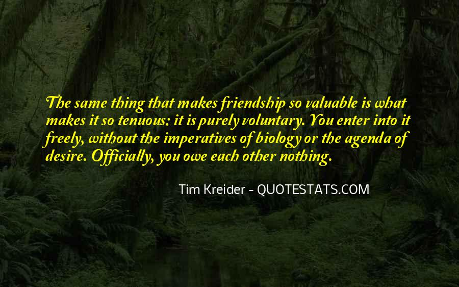 Tim Kreider Quotes #752893