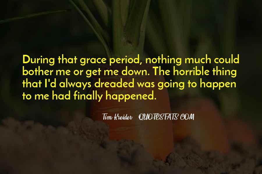 Tim Kreider Quotes #91259