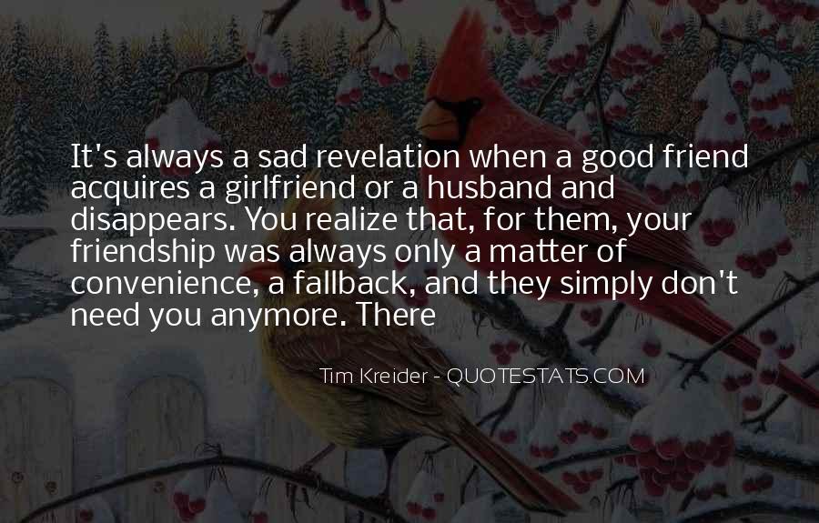 Tim Kreider Quotes #953486