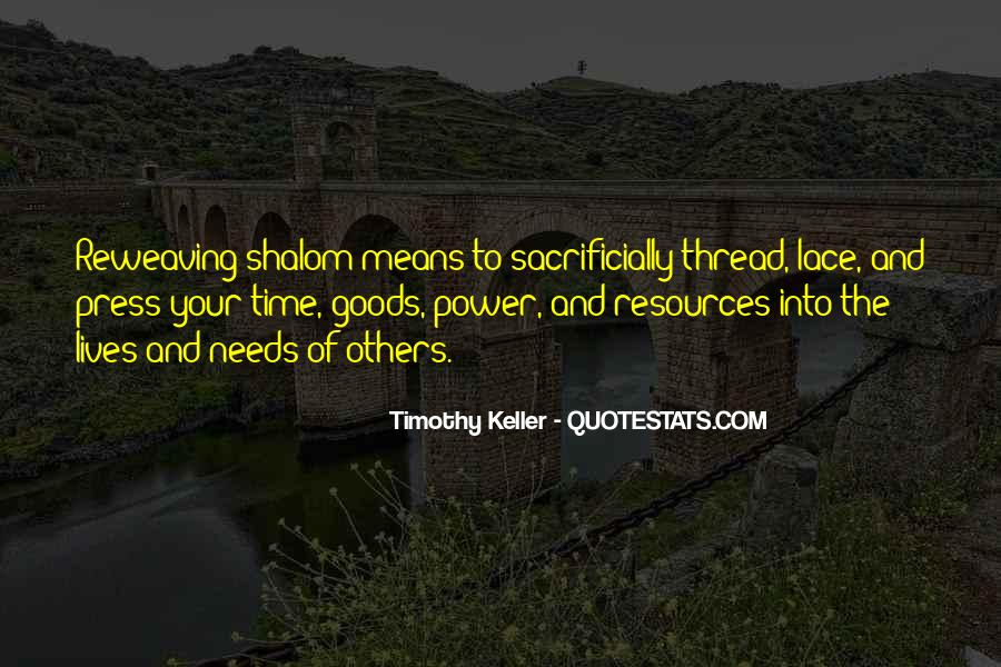 Timothy Keller Quotes #109801