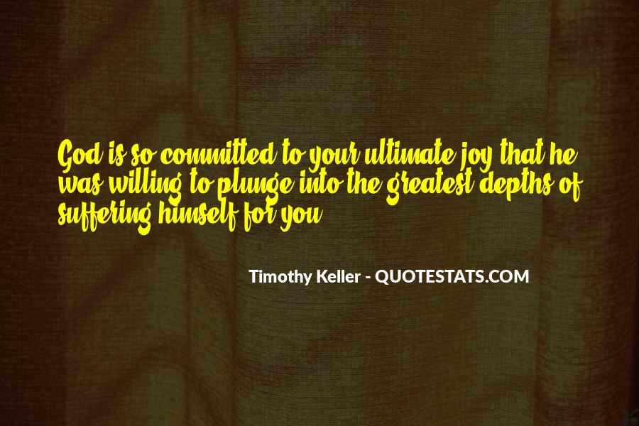 Timothy Keller Quotes #114145