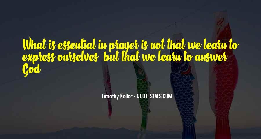 Timothy Keller Quotes #121749