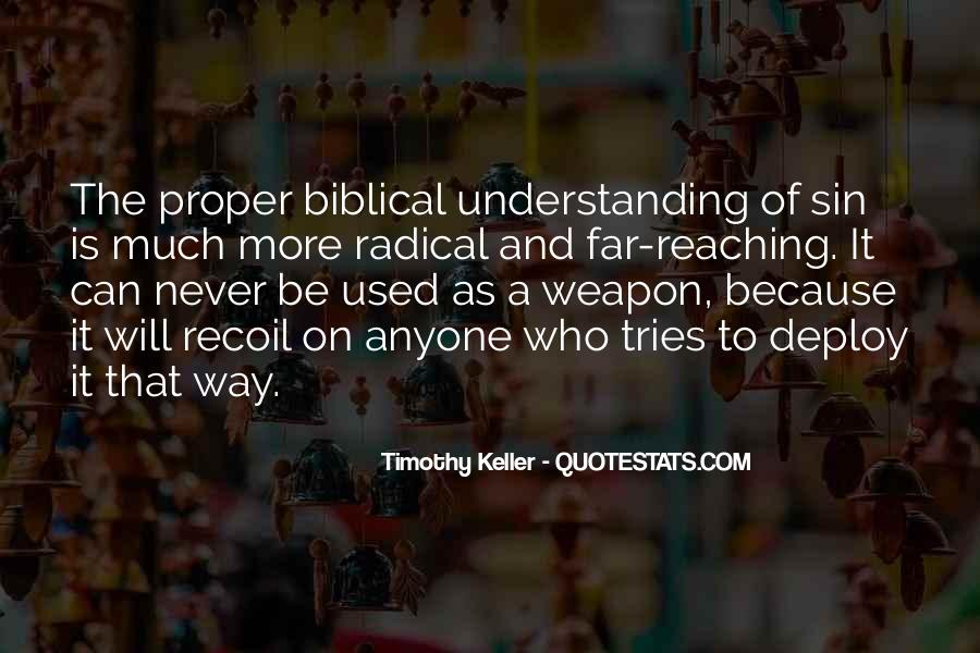 Timothy Keller Quotes #124852