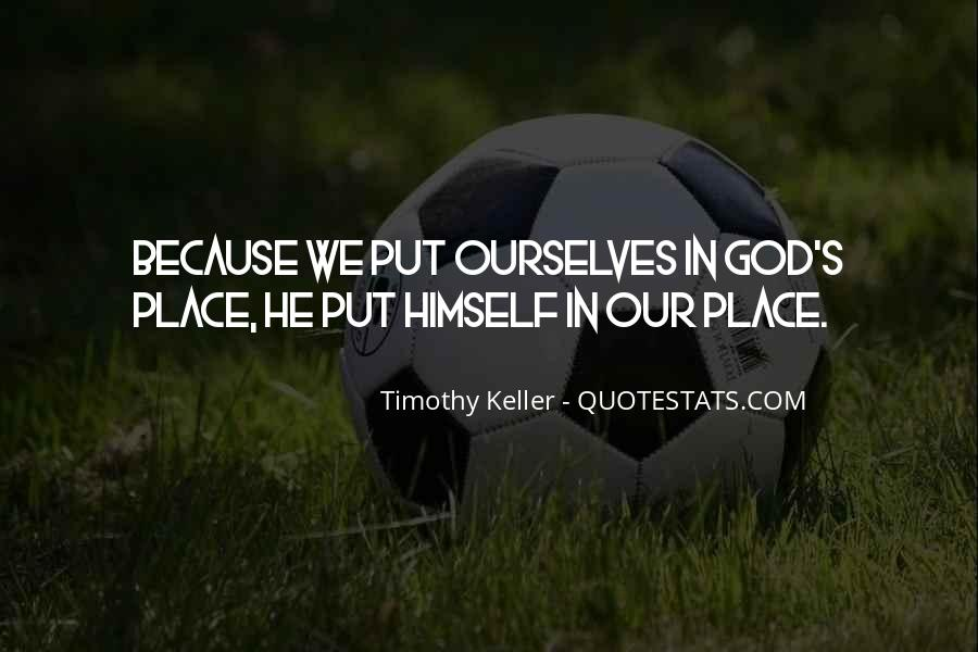 Timothy Keller Quotes #127862