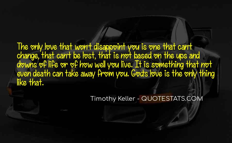 Timothy Keller Quotes #234619