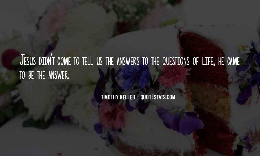 Timothy Keller Quotes #28040