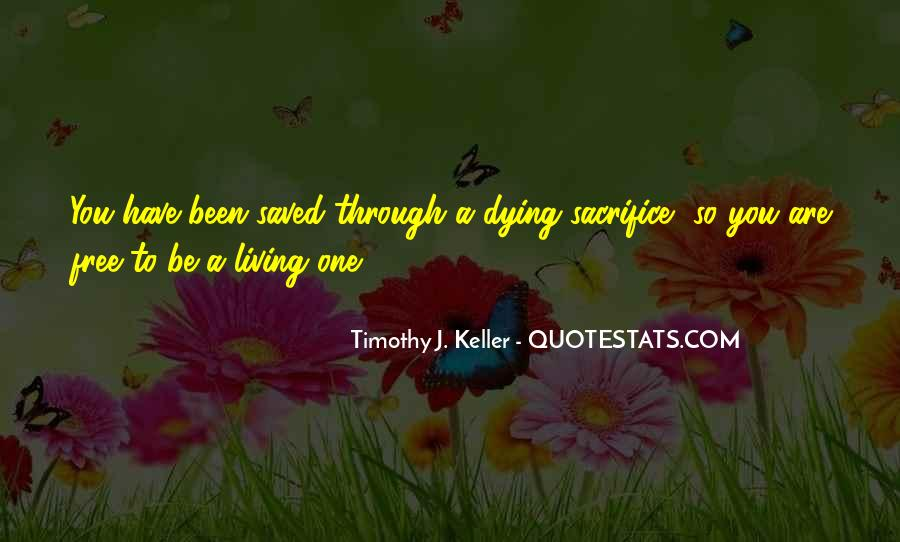 Timothy Keller Quotes #3823